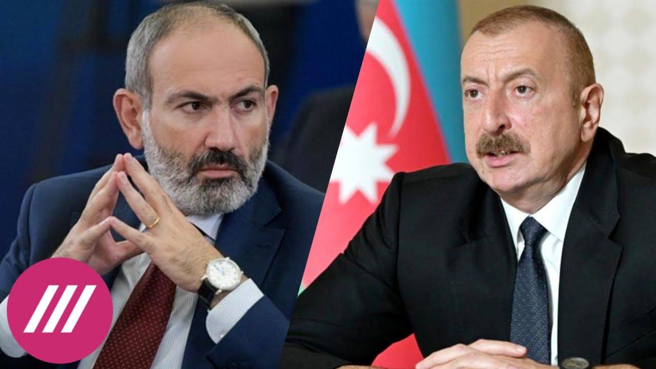 Новые заявления Алиева и Пашиняна по Нагорному Карабаху. Что хотят получить за перемирие?