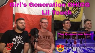 "Girls' Generation OH!GG ""Lil Touch"" 