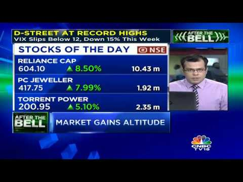 MARKET WRAP: Nifty Closes Above 9,100 Pts In Trade, Sensex Ends At 29,581 Pts – March 16, 2017