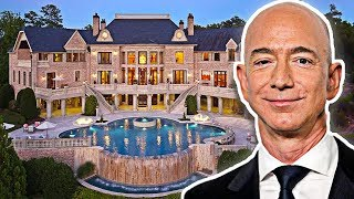 The Incredible Homes of The Richest CEO's