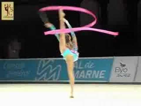 Rhythmic Gymnastics Montage Beijing Olympics 2008
