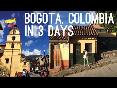 3 days in Bogota, Colombia: Culture, food, architecture