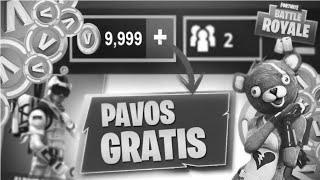 TRUCO PAVOS INFINITOS EN FORTNITE