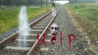 Kartun Kereta Api Hantu