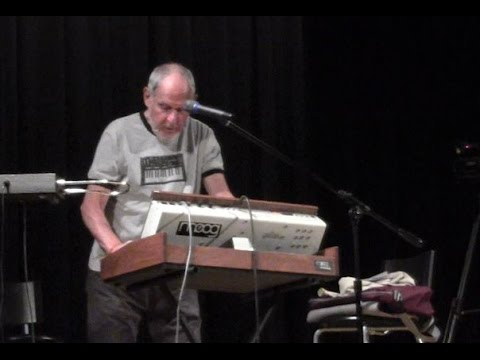 Herb Deutsch Lecture and Performance at Maker Faire 7/26/14
