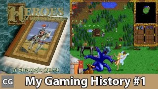 My Gaming History Episode 1: Heroes of Might and Magic 1: A Strategic Quest
