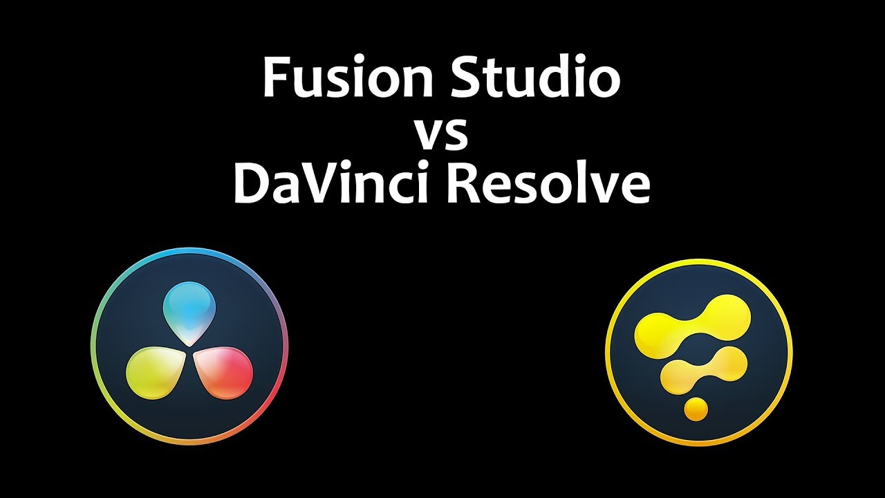 Fusion Studio 16 Vs Fusion Tab In Davinci Resolve Which Is Better Youtube