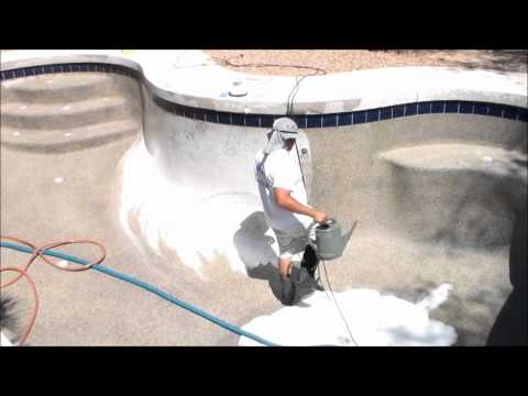 Santana's Sparkling Pool Service in Chandler; Acid Wash/Tile