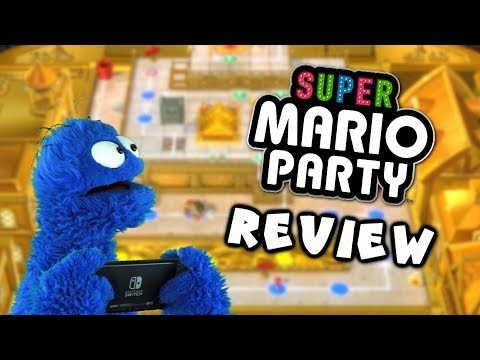 Insert Party Idiom Here │ Super Mario Party Review