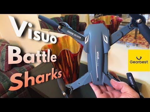 visuo-xs809s-battle-sharks-drone-unboxing-from-gearbest