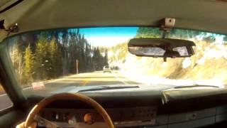 1967 Ford Fairlane - Driving Cedar Canyon, Uncut