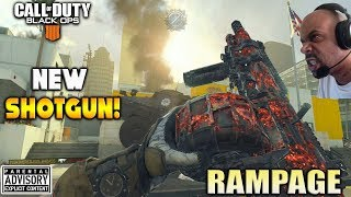 New RAMPAGE Shotgun 😈 Black Ops 4 OPERATION GRAND HEIST 💰 Patch update 1.13 New BO4 Event