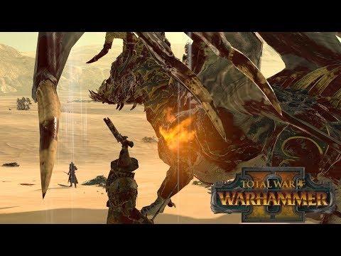 Hunting the Dragon Witch - Empire vs Dark Elves // Total War: Warhammer II Online Battle