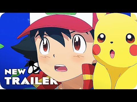 Pokemon 2018 Trailer - New Pokemon Movie