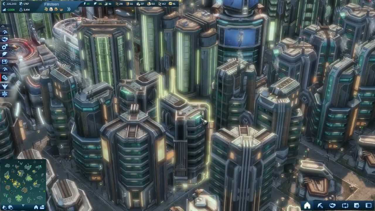 Anno 2070 global trust tycoons overview youtube for Anno 2070 find architect