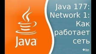 Урок Java 177: Сети 1: Как работает сеть