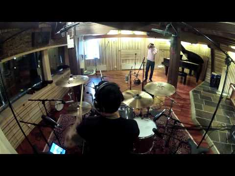 YLVIS - JAN EGELAND (ACTUAL DRUM RECORDING)