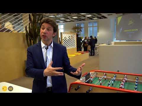 Corporate Venture Capital | Interview de Lionel Baraban - CEO de Famoco
