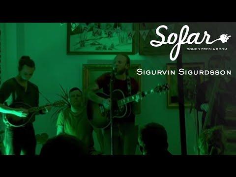 Sigurvin Sigurdsson - Red House | Sofar Aalborg