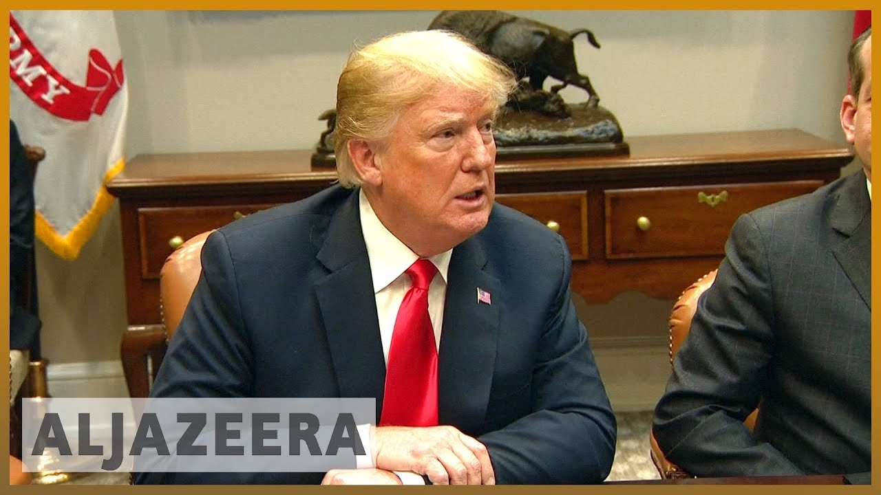 🇺🇸🇨🇳 US slaps tariffs on $200bn of China goods as trade war escalates l Al Jazeera English