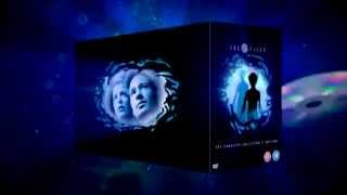 The X-Files Complete Series U.K. DVD Trailer