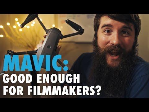 A wedding filmmaker's review of the DJI Mavic Pro
