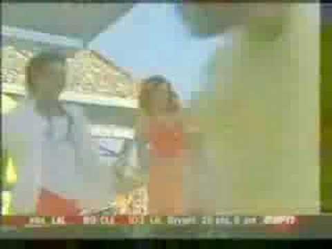 Jasmine Trias Pro Bowl Halftime Show (2005)