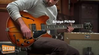 Gibson ES-335 Cherry Sunburst 1965 | CME Gear Demo