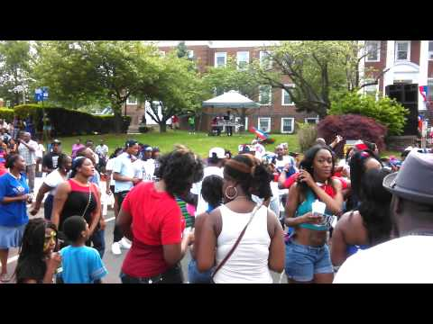 Haitian Flag Day Parade- Irvington, NJ (2015)