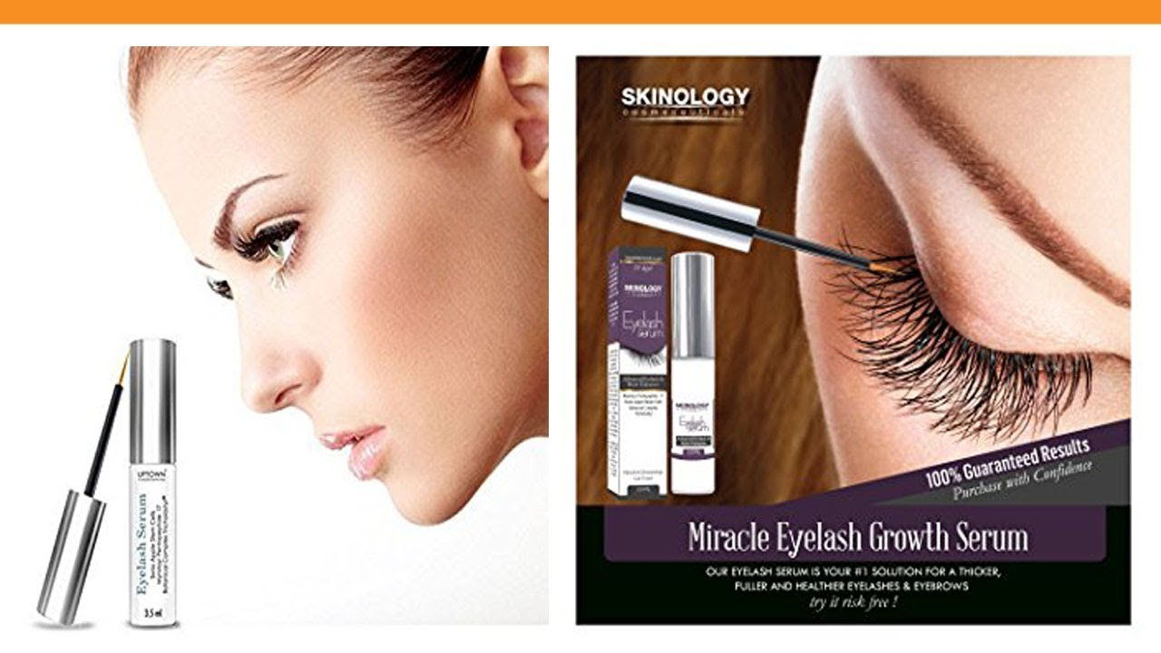 Top 5 Best Eyelash Growth Serum Reviews 2017 Youtube