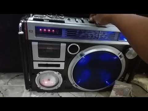 Boombox JVC RC-550 El Diablo