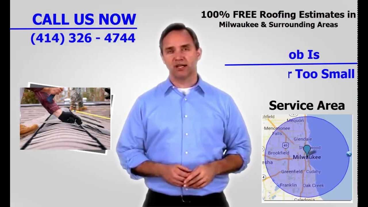 Milwaukee Roofers Free Estimates Milwaukee Roofers