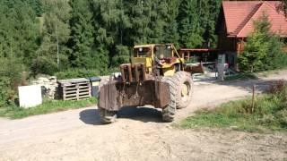 Kokum - ciągnik leśny do zrywki i podwozu drewna
