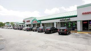 Coconut Square Shopping Center - Margate, FL