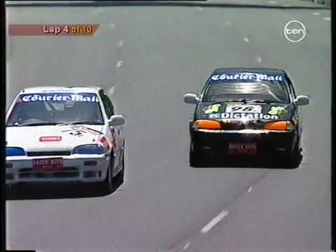 1998 Australian GT Production Car Championship  - Gold Coast - Race 2