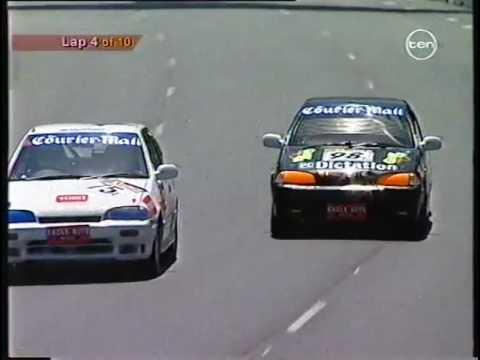 1998 Australian GT Production Car Championship  - Gold Coast - Race 2