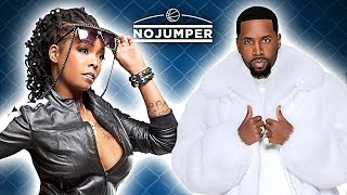 Safaree Reacts to Khia Saying He's Broke Because He Has Onlyfans