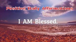 Powerful I AM Affirmations || Positive Affirmations || Affirmations For Success 💗