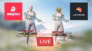 Sevou x Levinho Test LIVE Stream 2