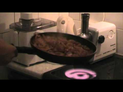 Рецепт Королевские креветки