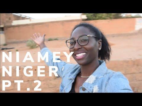 Niamey pt. 2 Exploring the city!