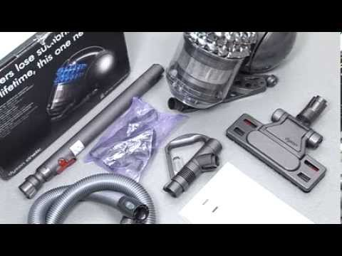 טוב מאוד Dyson Cinetic DC52, DC54 with the Musclehead™ floor tool - Getting LE-44