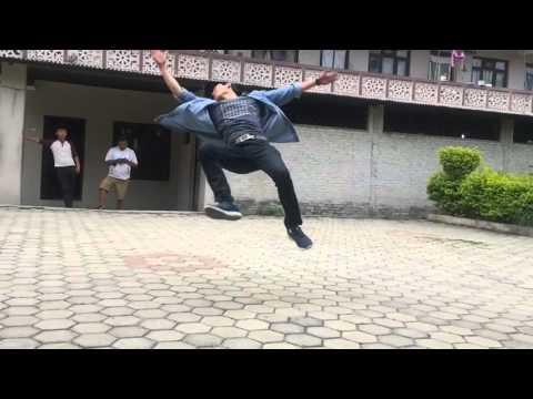 Tibetan Opera Pharchong (Spinning) Practise at NTLA
