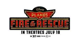 Planes:  Fire & Rescue TV SPOT - Soccer With The Smokejumpers (2014) - Disney Sequel HD
