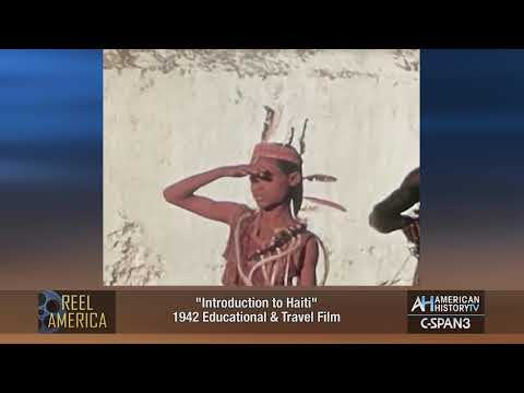 """Introduction to Haiti"" (1942) Educational Film"