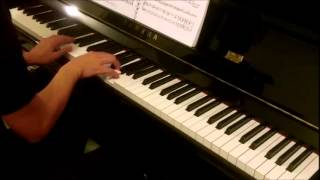 Library of Violin Classics No.5 Beethoven Minuet in G (P.9) Piano Accompaniment