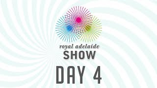 2017 The Float Centre Royal Adelaide Show Main Arena LIVE - Day 4