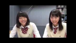 SKE48 1+1は2じゃないよ! 2015年04月14日放送分(火) 二村春香vs熊崎晴香 Futamura Haruka vs Kumazaki Haruka.