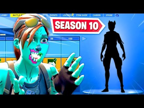 *NEW* SEASON 10 SKINS - OG skins are returning!