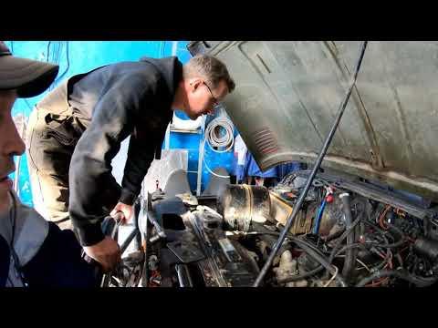 УАЗ-Гряземес из Москвы и Установка карбюратора от Наиля! В добрый путь! (Видео от Подписчика)